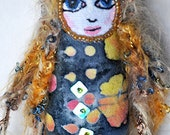 Dotee Art Doll OOAK