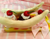 Sweet Banana Split iPhone 5 case