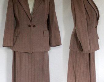 Vintage Frank R. Jelleff 2 Piece Suit