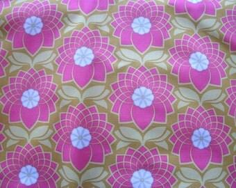 Joel Dewberry Heirloom - Chrysanthemum Print Cotton Fabric NEW