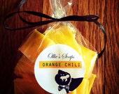 Sweet Orange Chili Pepper wax tart