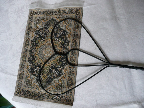 Vintage Carpet Beater Rug Beater Wire Carpet By