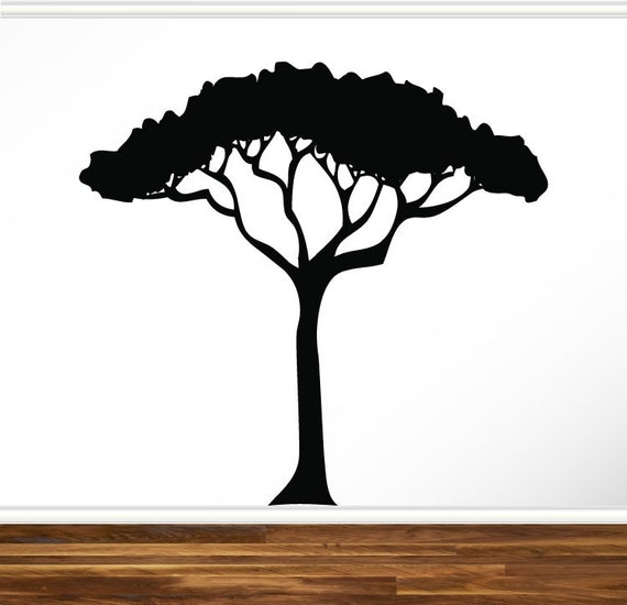 Baby safari wall decals