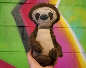 baby sloth: hand made/made to order - lumpbabies