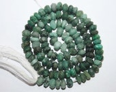 Natural AAA Quality Emerald Shaded 6 to 7mm Faceted Rondell Gemstone Beads 13 Inches FRN71