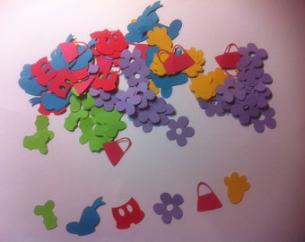 Mickey Mouse Clubhouse Party confetti