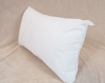 12x18 Synthetic Faux Down Pillow Form Insert for Craft / Throw Pillow Shams
