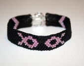 Bracelet: Breast Cancer Awareness Jewelry