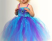 Flower Fairy Tutu Dress---size 5/6