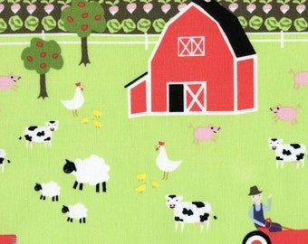 Barnyard Stripe 1 Yard Cut