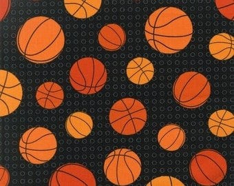 Basketballs from Sport's Life 1/2 Yard  Cut