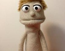 Professional Custom Portrait Puppet