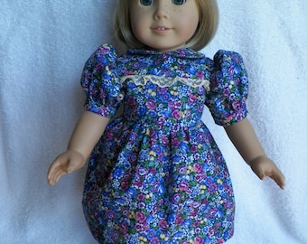 18 inch Doll Dress and Hat