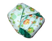 Green Pond G2 Small AIO (All in One) Cloth Diaper - BBButtsDiapers