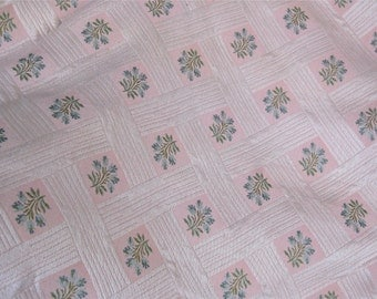Woven Designer Upholstery Fabric Large Piece