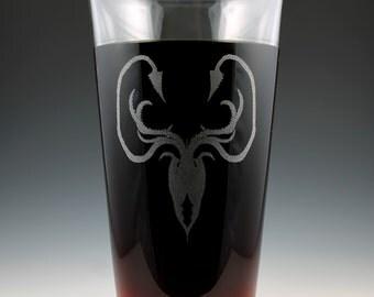 House Greyjoy Game of Thrones Pint Glass