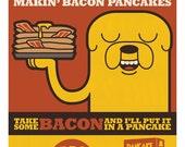 Adventure Time: Bacon Pancakes