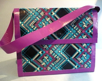 Custom Duct Tape Lunch Tote