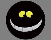 "Disney 1.5"" Button - Cheshire Cat Grin"