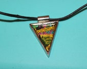 Goosebumps Sparkle Pendant Necklace