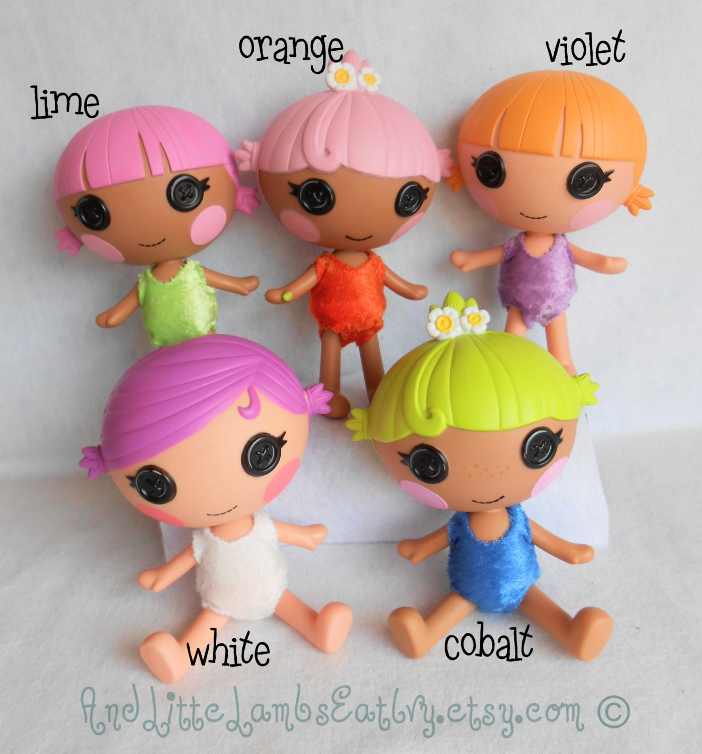 Lalaloopsy Littles Clothes Pattern Lalaloopsy Littles Clothes