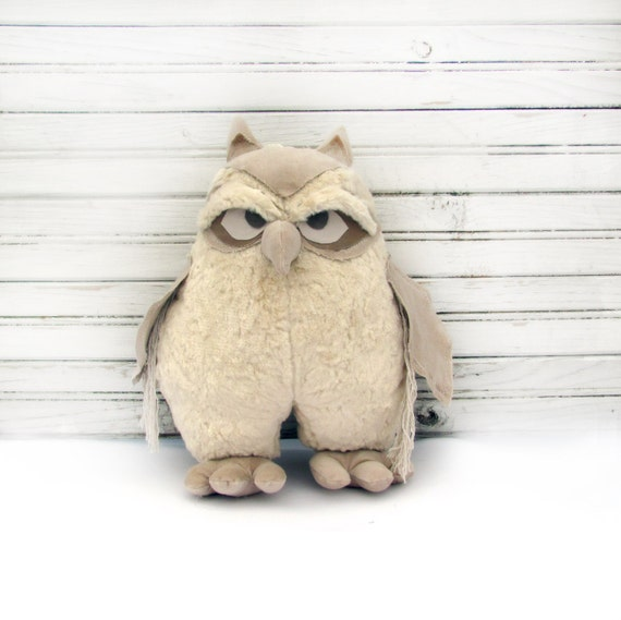 Https Www Etsy Com Listing 123779709 Owlowl Decor Handmade Owl Home Decor
