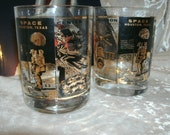 Highball Glasses Johnson Space Center & Smithsonian Book