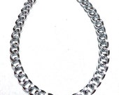 Chunky Chain Necklace- 21 inch
