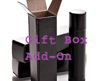 Luxe Lips Lip Balm Optional Gift Box Add-On