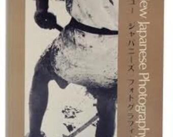 New Japanese Photography by Shoji Yamagishi and John Szarkowski 1974