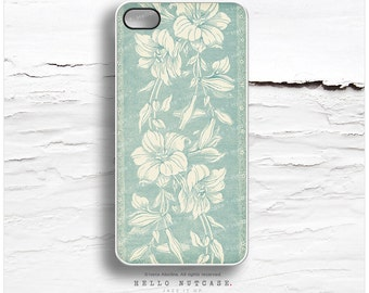 iPhone 7 Case Vintage Floral iPhone 7 Plus iPhone 6s Case iPhone SE Case iPhone 6 Case iPhone 6s Plus iPhone iPhone 5S Case Galaxy S6 V18
