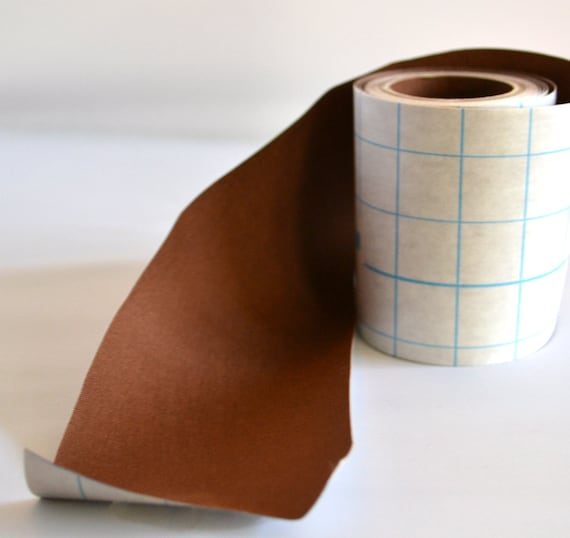 Items Similar To 1' Brown Adhesive Fabric Book Cloth Tape