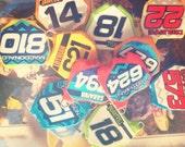 Motocross Miniplate