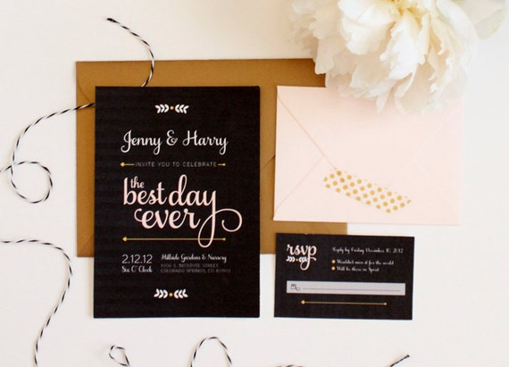 Best Wedding Invitations Ever: Your Place To Buy And Sell All Things Handmade