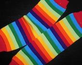 Rainbow Baby Leg Warmer One Size Fits All