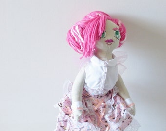 Fashion Doll- Lolita Doll- Handmade Kawaii Doll