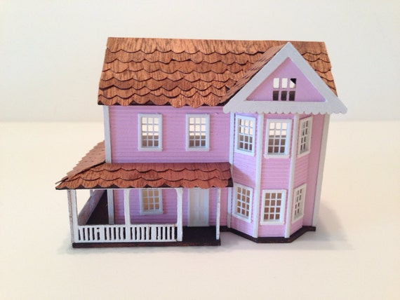 1/144 scale dollhouse