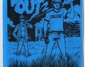 Blacked Out 2 mini comic