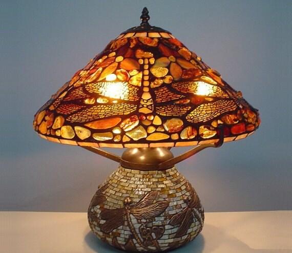 Dragonfly lamp – Dragonfly Desk Lamp