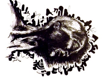 From Within, 8.5x11 print