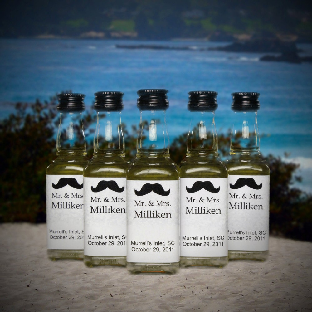 This is a photo of Breathtaking Personalised Vodka Bottle Labels