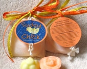 Travel Size Syndet Shampoo & Conditioner Bar in Energy scent