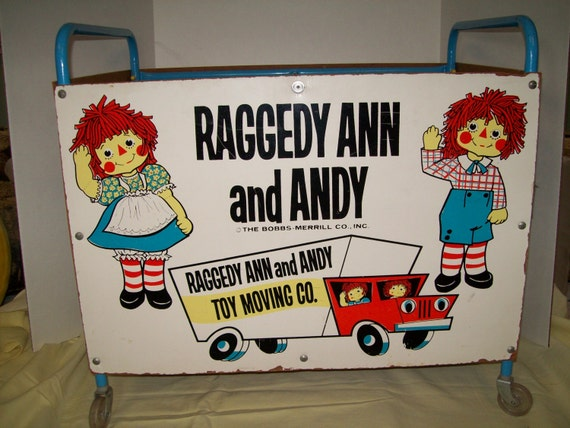 raggedy ann and andy toy box