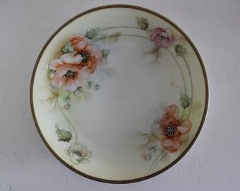 Vintage Prov. Sace. E.S. Plate
