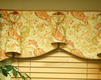 "BUNNY NO EARS 2 Hidden Rod Pocket Window Treatment to fit 45""- 55"" window"