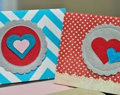 Happy Hearts Valentine Cards