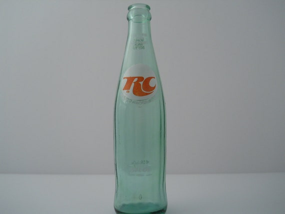 Items Similar To RC ACL Royal Crown Cola 10 Oz Green Glass