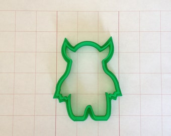 Monster Cookie Cutter