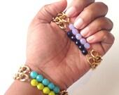 WRIST SOIRÉE: Jaimie bracelet