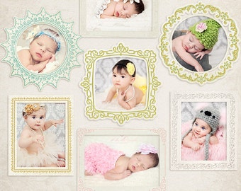 Vintage Digital Frames Vol.4 for Photographers - ID075